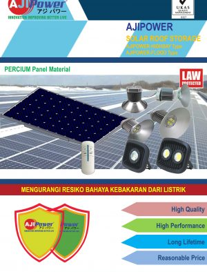 AJIPower Solar Highbay 1