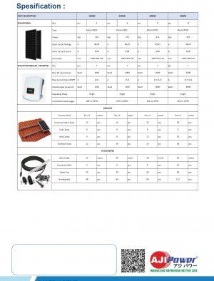 ongrid 1500-5000Wp 1