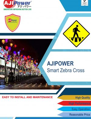 AJIPOWER SMART ZEBRA CROSS 1