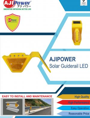 AJIPOWER SOLAR GUIDERAIL 1