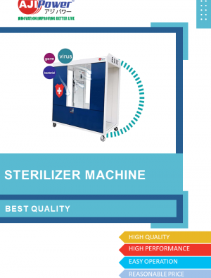 STERILIZATION MACHINE CATALOG